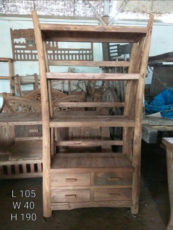 Sideboard Tar Shop Bali